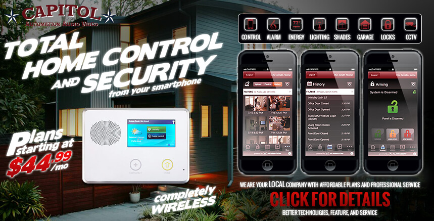 Security Systems Katy